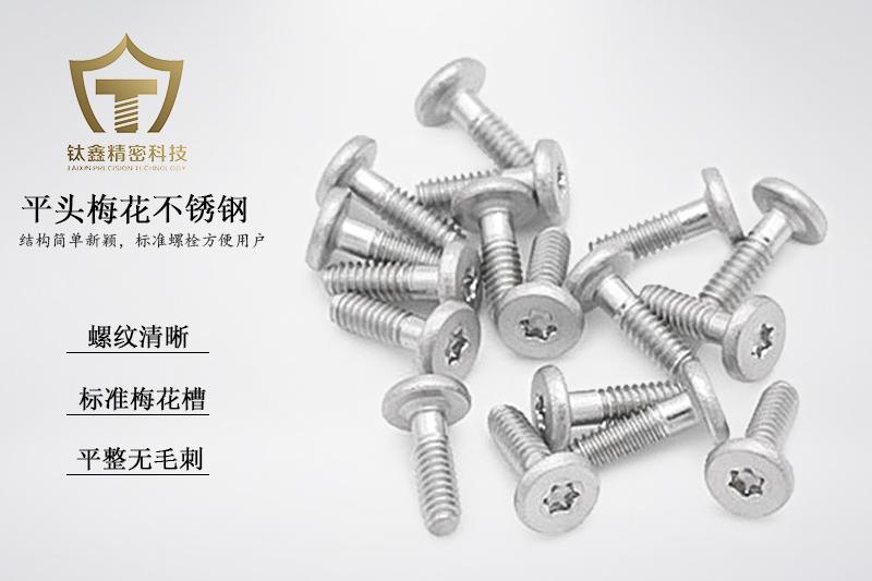 廣州不銹鋼螺絲定制