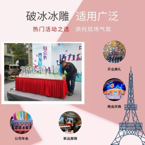 上市周年庆破冰仪式