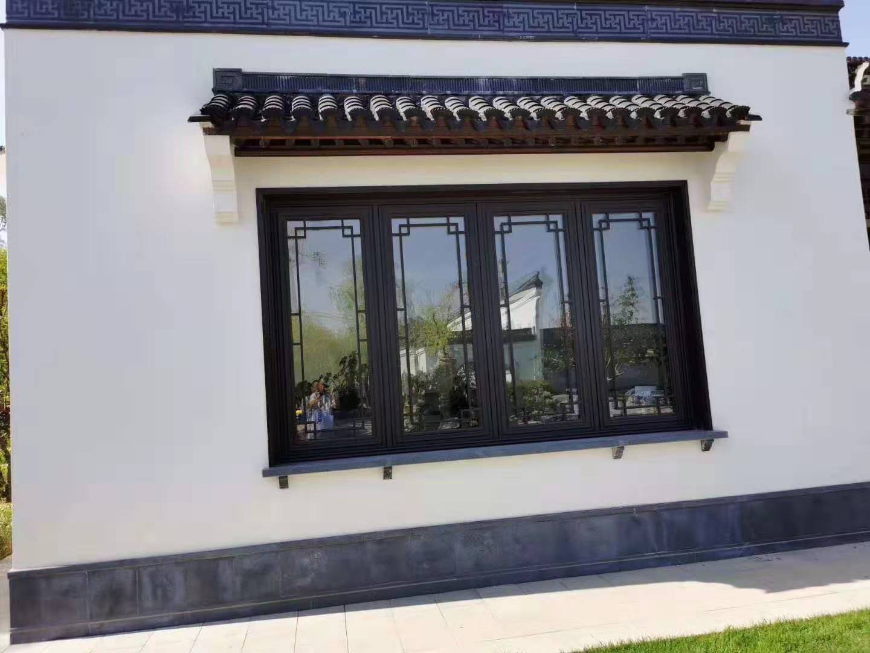 铝合金仿古门窗13611577701