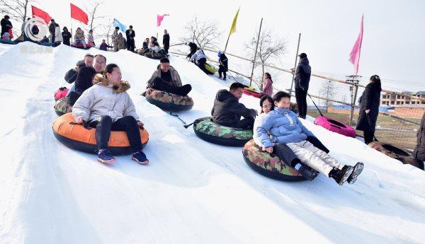小型滑雪场投资