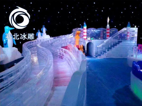 哈尔滨冰雕图片