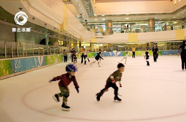 溜冰场成都春熙路