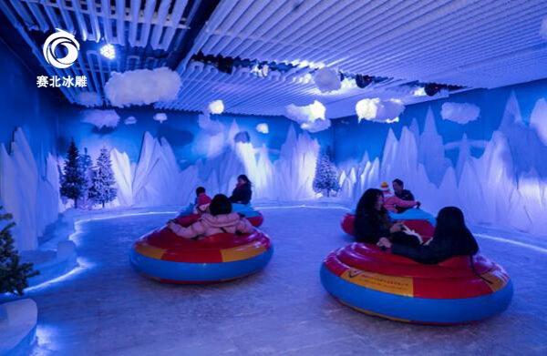 江苏十年冰雕设计制作经验
