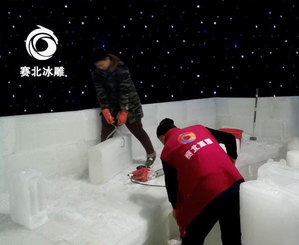 冰雕制作的时间