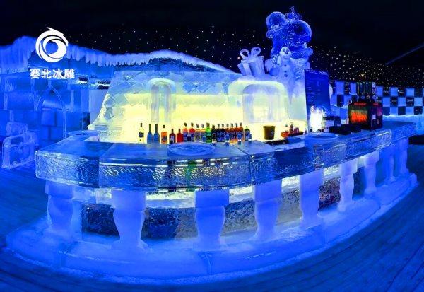 广东制作冰雕工作室