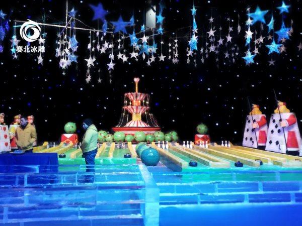 热高乐园冰雪大世界