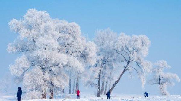 吉林市雾凇岛冰雪大世界