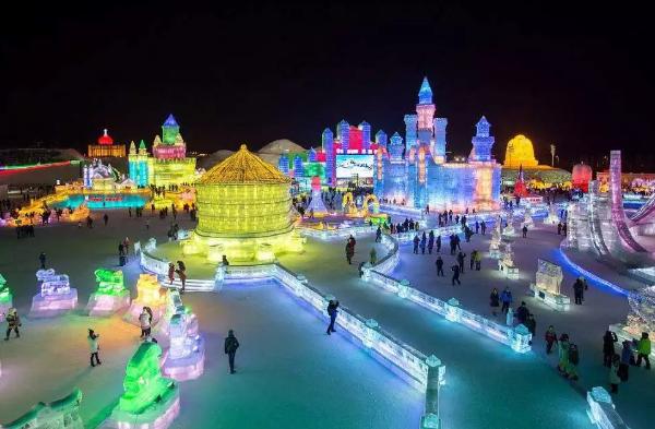 2020年哈尔滨冰雪节什么时候去比较合适?