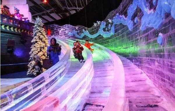 冰雕艺术展