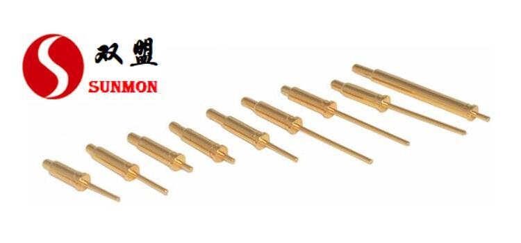 pogopin顶针,探针,弹簧针,1V1精密定制,pogopin定制厂家+[东莞双盟]