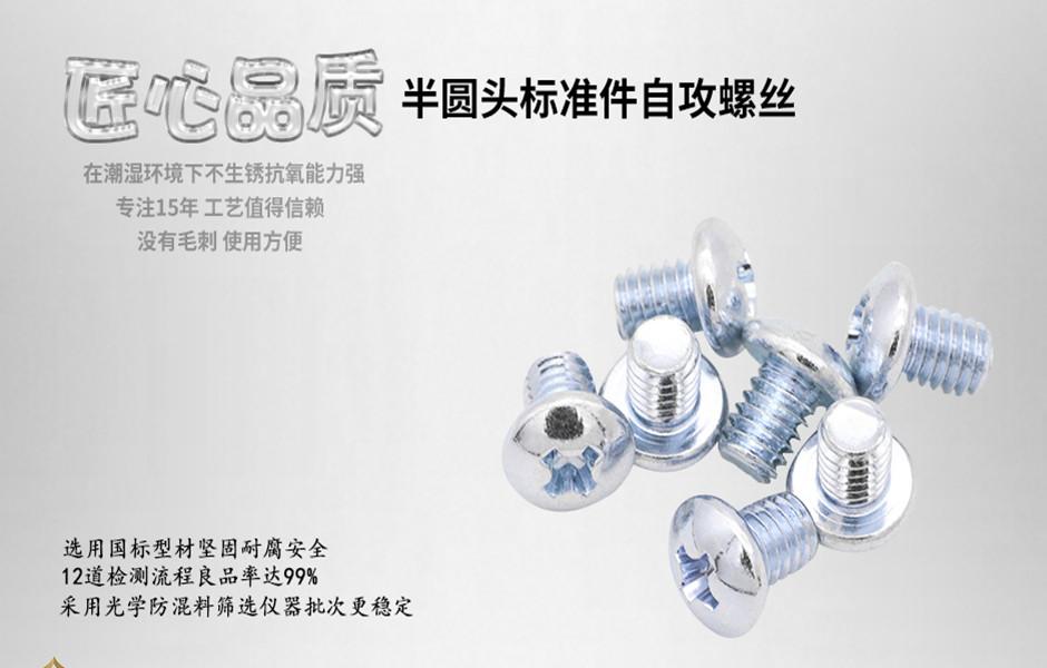 山东泰安标准件螺丝生产厂家