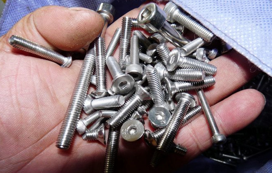 不銹鋼平頭內六角螺絲規格