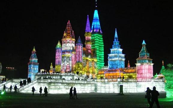 哈尔滨冰雕