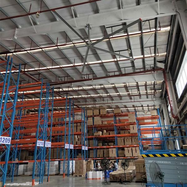 大型工業吊扇型號規格