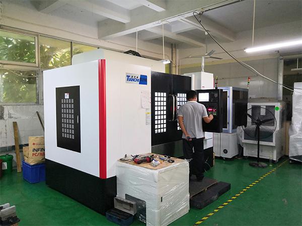 cnc龙门型加工中心机