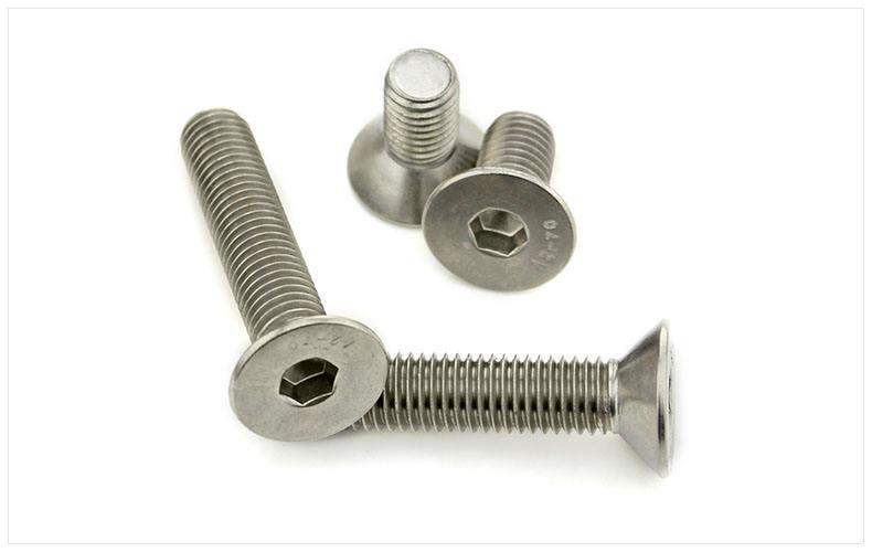 无锡不锈钢平头螺丝厂