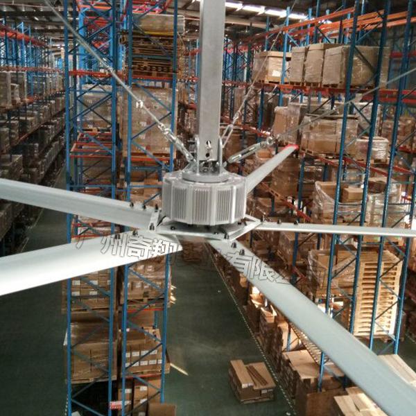工业吊扇河源安装厂家