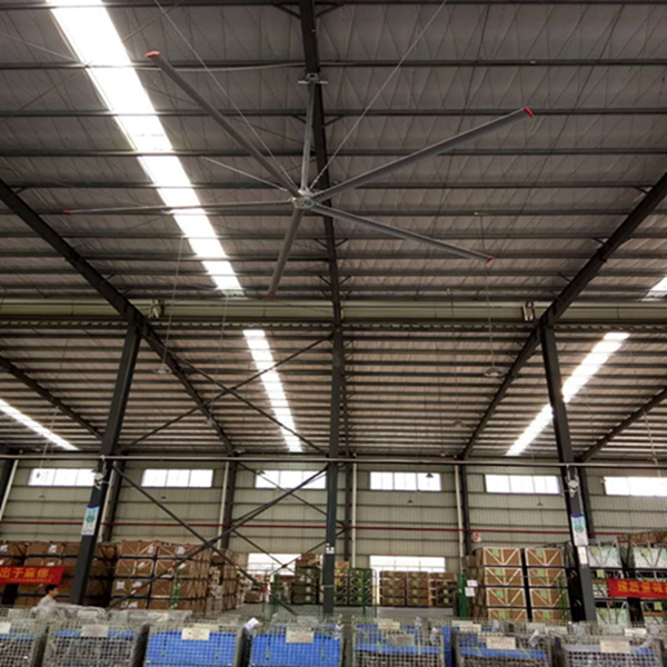 工业吊扇清远安装厂家