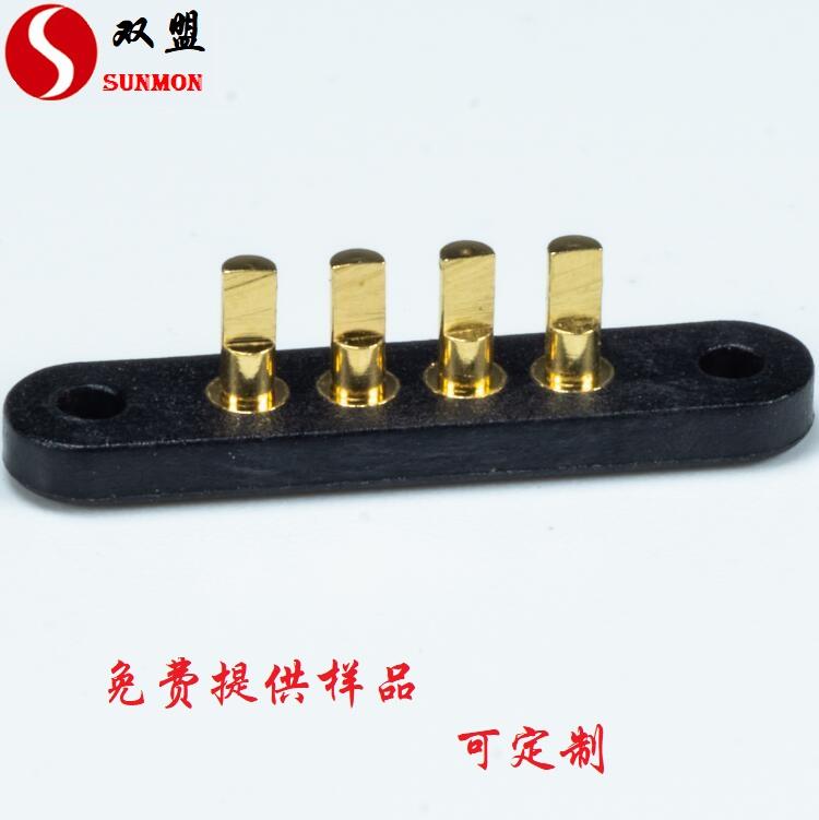 Pogopin连接器高新生产设备引进,缩短交期[东莞双盟]