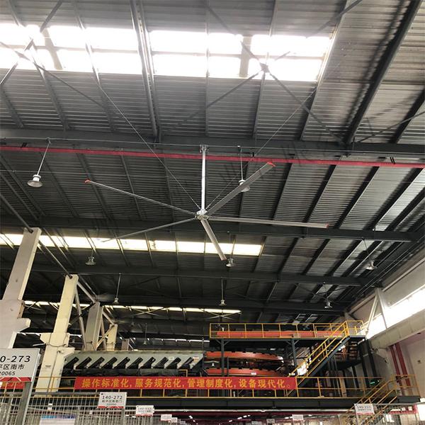工厂大工业风扇