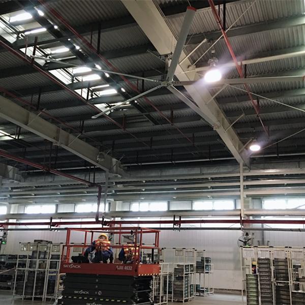 仓储大工业风扇