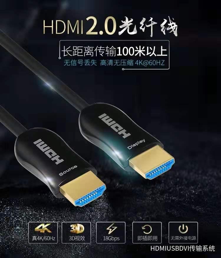HDMI光纤线