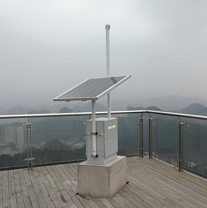 高性能雷电预警系统
