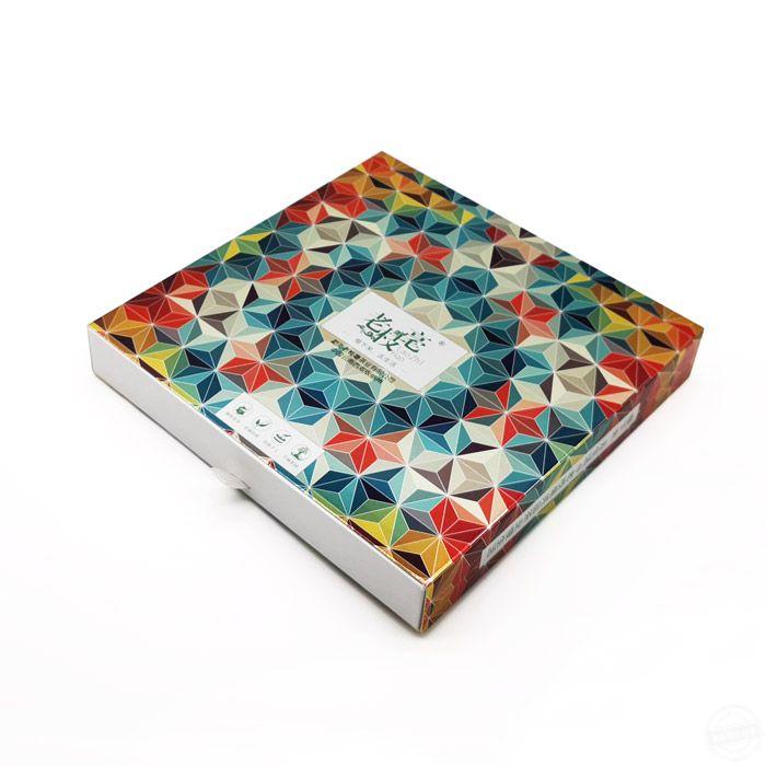 茶叶包装 你知道哪些纸质茶叶包装盒制作流程[吉彩四方]
