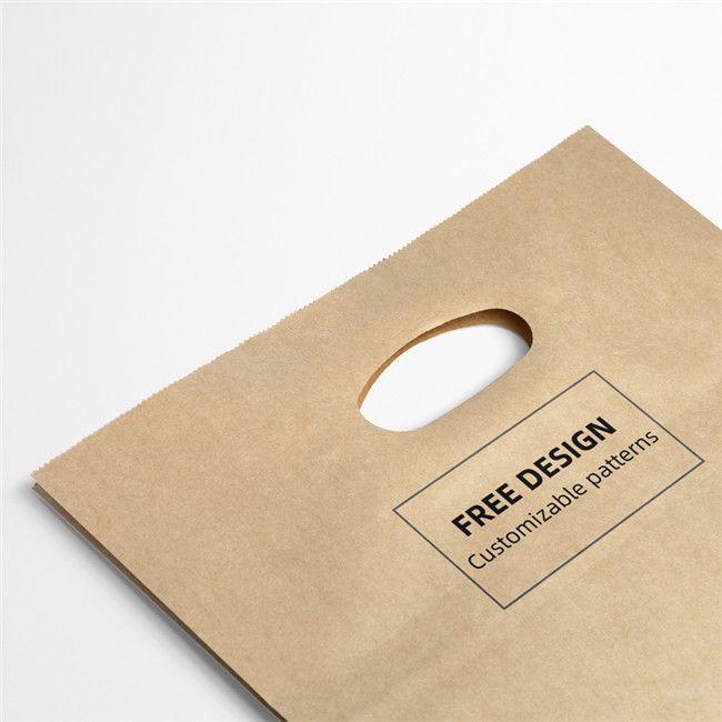 纸袋 纸袋细节