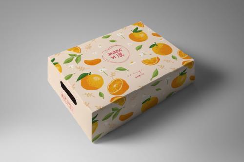 水果包装 包装盒