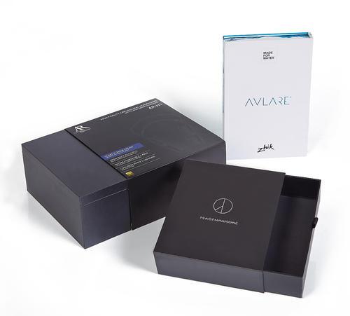 电子包装盒 展示图