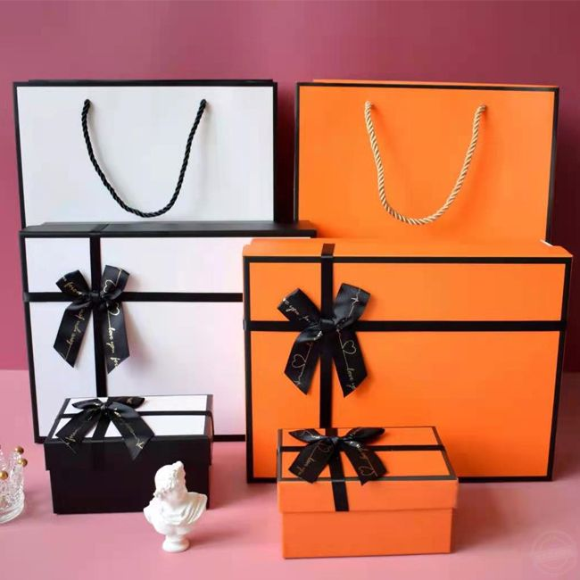 包装礼盒 蝴蝶结礼盒