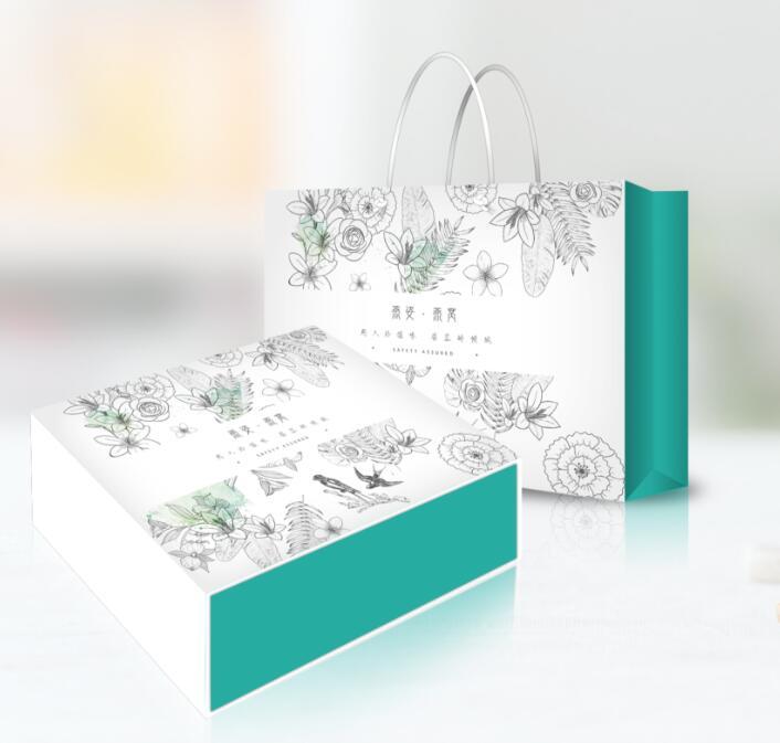 包装盒设计印刷 包装套装