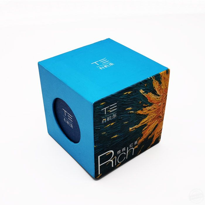茶叶礼盒 教你如何设计精美的茶叶礼盒[吉彩四方]包装定制厂家