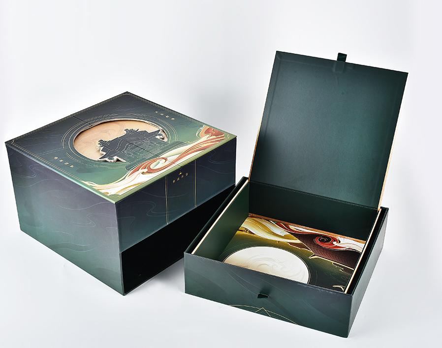 礼品盒制作 包装盒定制