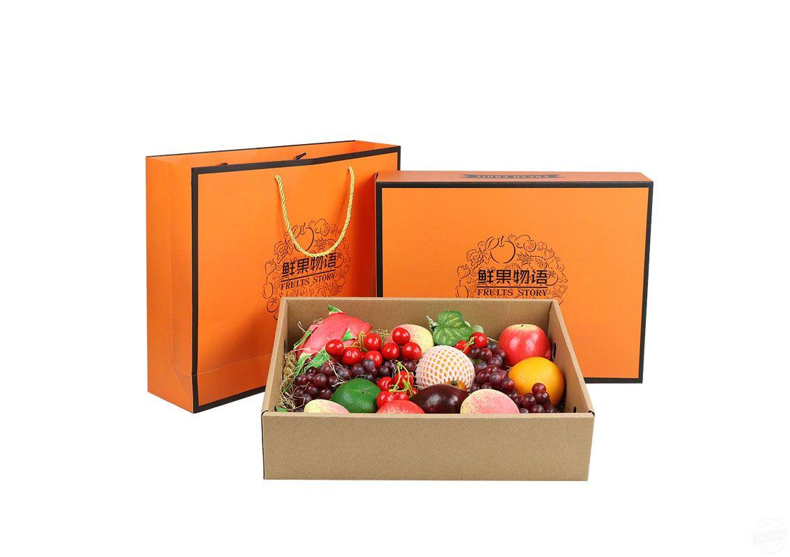 礼品盒包装厂家 水果礼盒