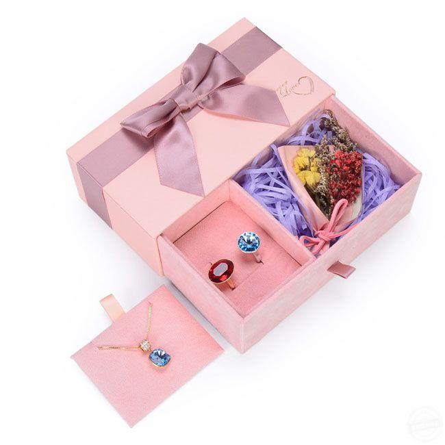 礼物包装盒 礼盒包装定制厂家