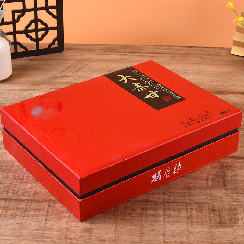 定制包装纸盒 茶叶礼盒包装