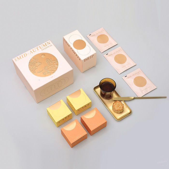印刷包装 月饼礼盒包装