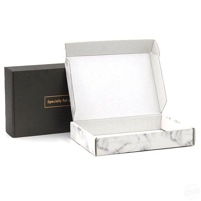 瓦楞纸盒 飞机盒包装