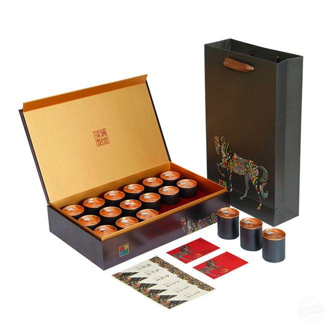 礼物纸盒包装 茶叶礼盒