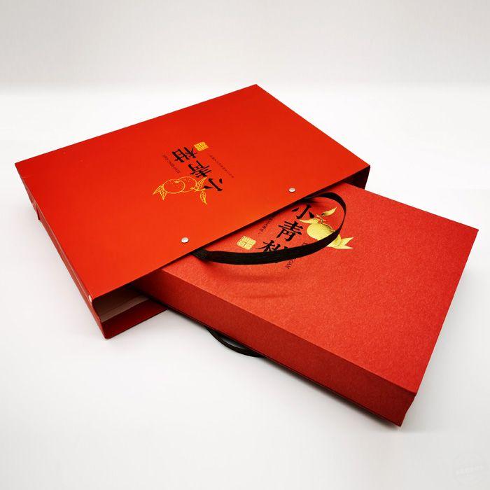 彻夜包装 茶叶礼盒