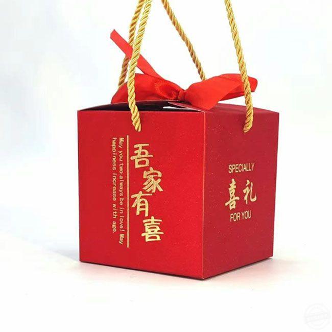 礼品盒包装定制 喜糖包装盒