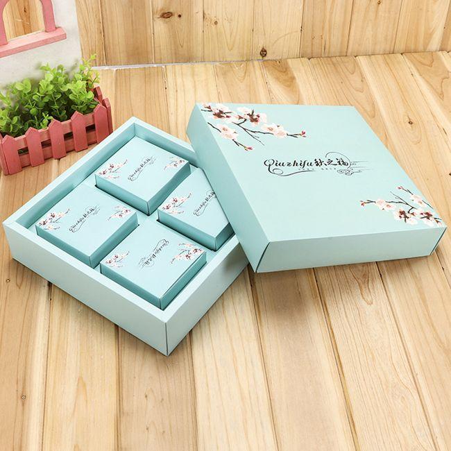 包装盒印刷价格 月饼包装盒