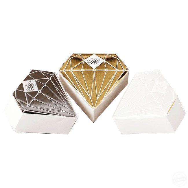 包装盒设计 心形包装盒