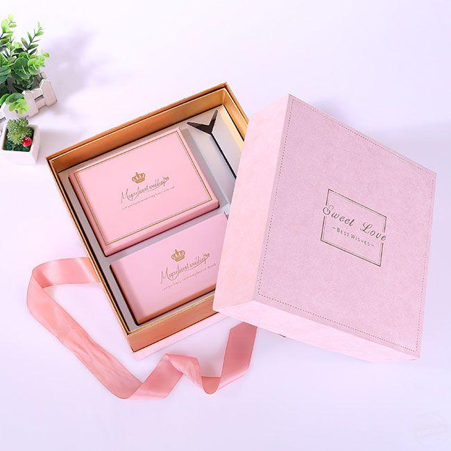 包装盒的设计 蝴蝶结包装盒