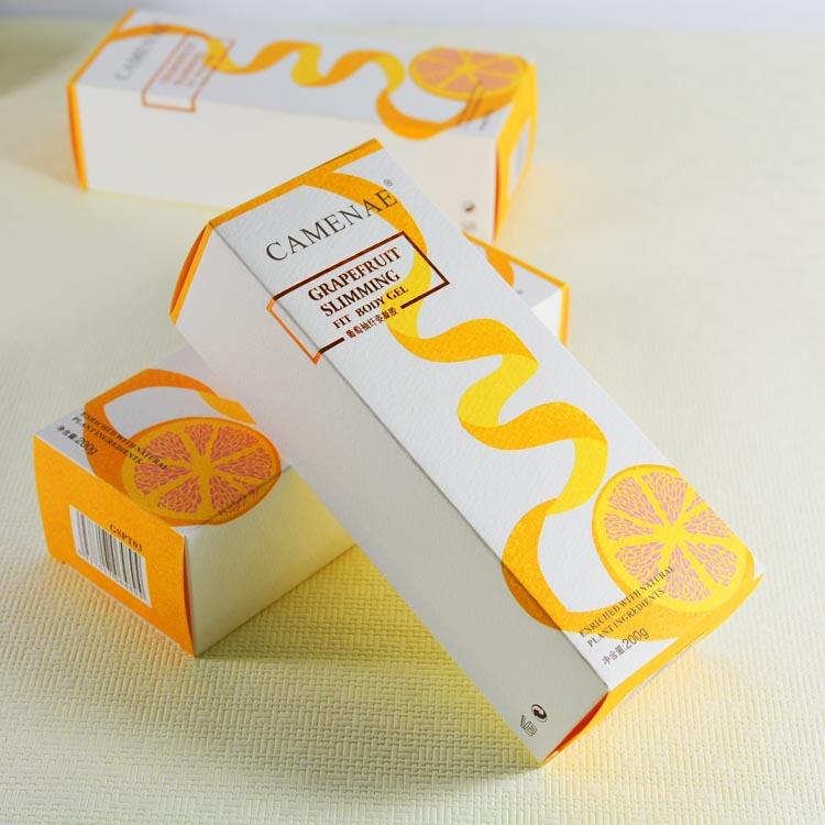 纸盒包装盒定制 化妆品包装盒