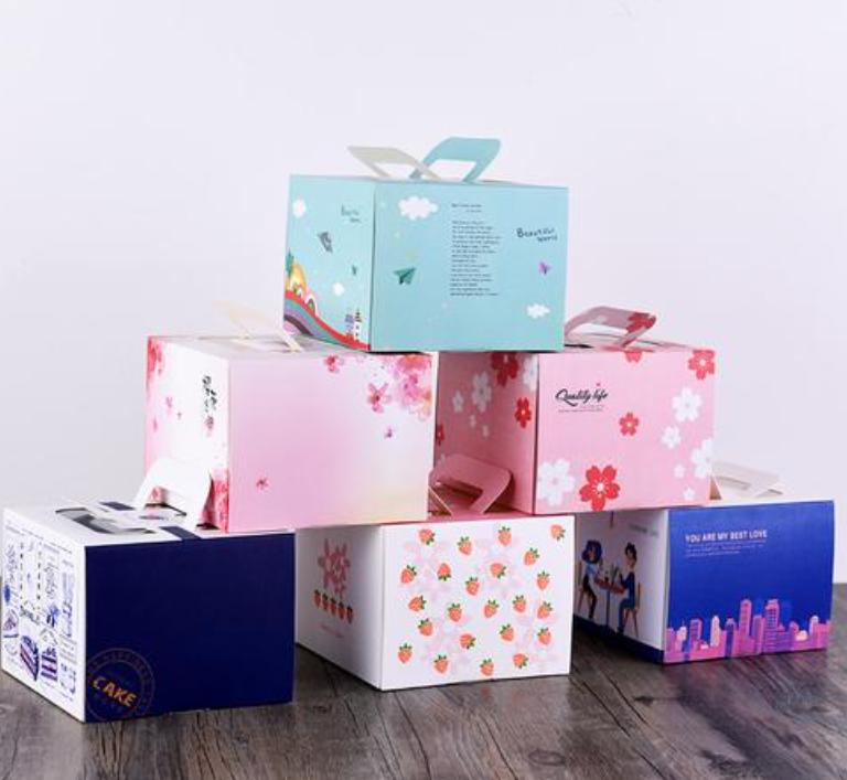 蛋糕的包装盒 小蛋糕包装盒