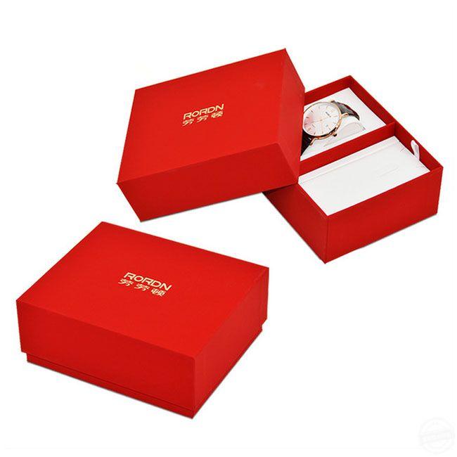 定制礼品包装盒 定制礼品包装盒会为产品增加的附加值