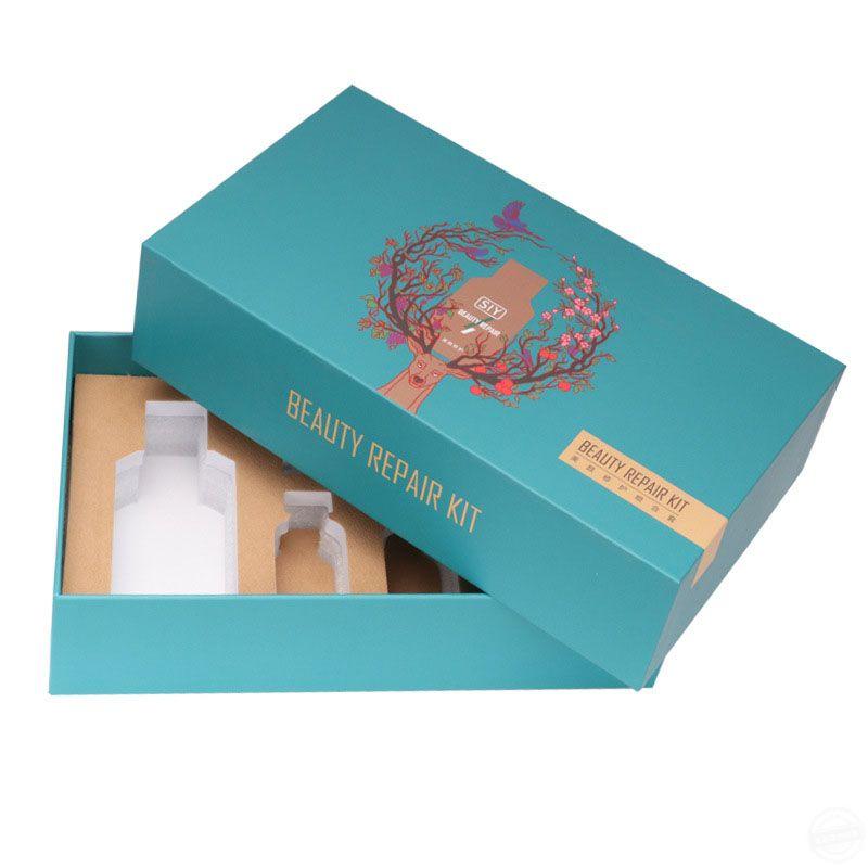 化妆品包装盒设计 化妆品套装盒